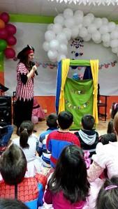 Animación infantil Murcia