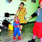 Animadores magos payasos comuniones Murcia