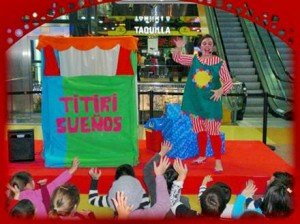 Animadores magos payasos comuniones en Murcia
