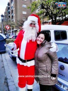 Contratarla visita de Papá Noel en Murcia