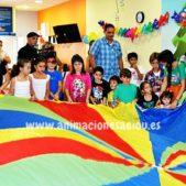 animación fiestas cumpleaños infantiles Murcia