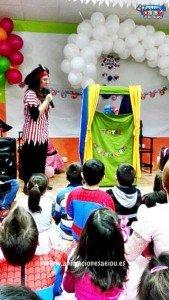 fiesta infantil en murcia