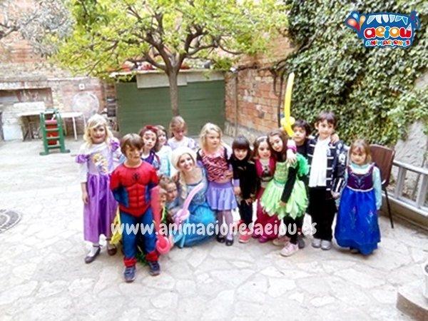Animaciones infantiles para bodas y bautizos en Murcia