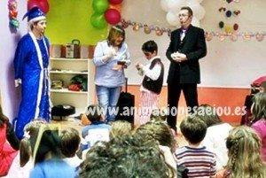 Magos para fiestas infantiles con animales en Murcia