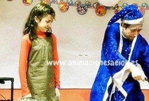 Show de magia para fiestas infantiles en Murcia