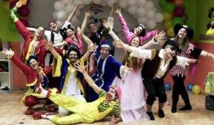 Opciones de Animación para fiestas temáticas infantiles Frozen en Murcia