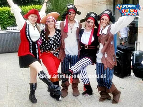Contrata la mejor fiesta de cumpleaños pirata (2)