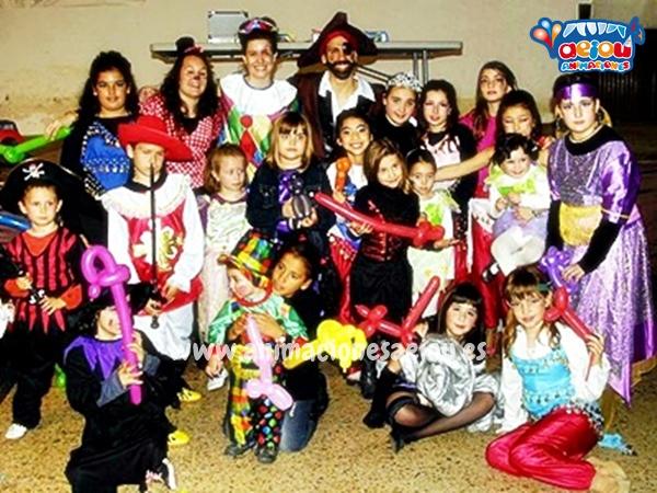 Las mejores fiestas piratas para niños en Murcia