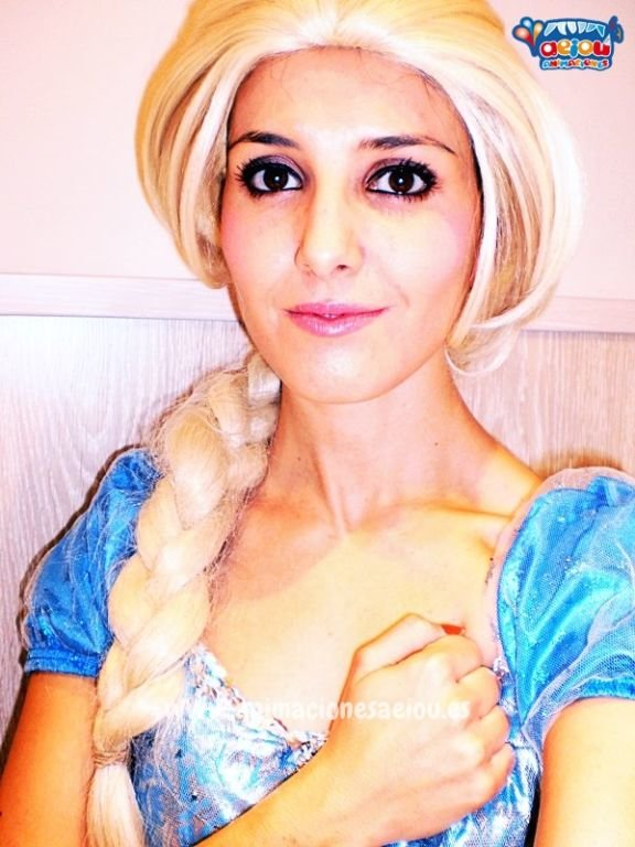 Fiestas de cumpleaños temáticas de princesas en Murcia