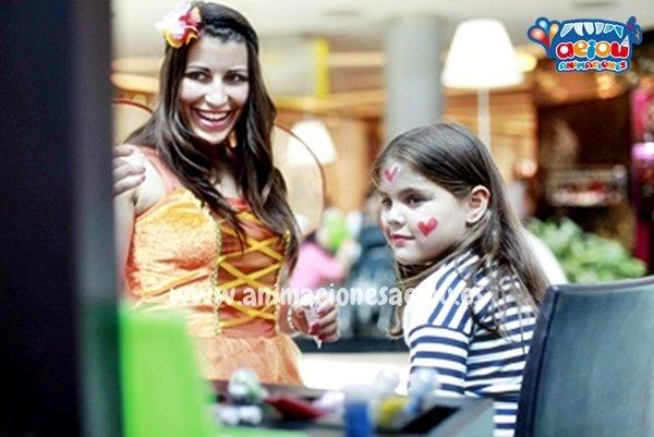 Divertidos animadores para fiestas infantiles en Cartagena