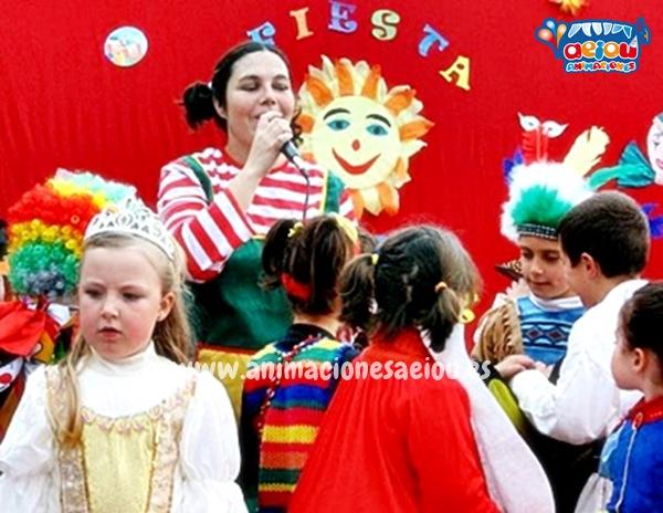 Animaciones para fiestas de cumpleaños infantiles y comuniones en Cartagena