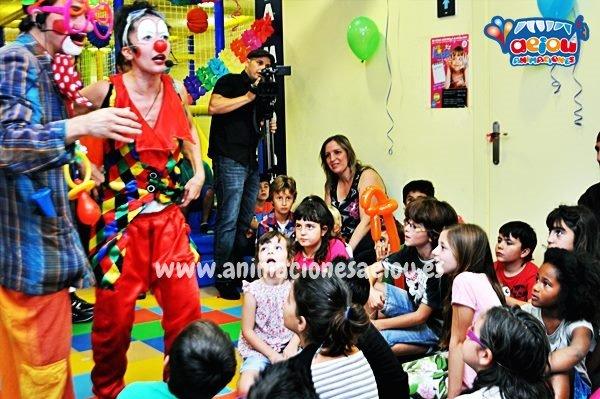 Animaciones de Fiestas Infantiles en Alcantarilla