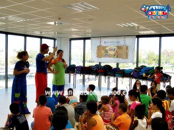 Animaciones para comuniones en Lorca