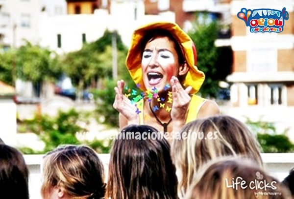 Animaciones de Fiestas Infantiles en San Javier