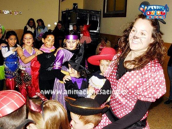 Animaciones para fiestas de cumpleaños infantiles en Torre-Pacheco