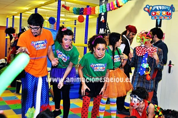 Grandiosas animaciones para Fiestas Infantiles en Torre-Pacheco