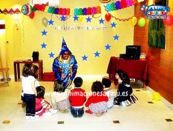 Animaciones para fiestas de cumpleaños infantiles y comuniones en Torre-Pacheco