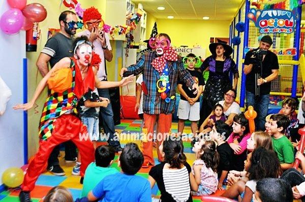 Animaciones para fiestas infantiles en Yecla