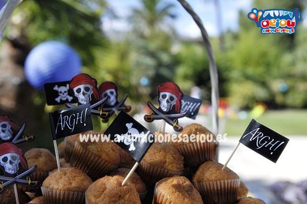 Catering para cumpleaños infantiles en Murcia
