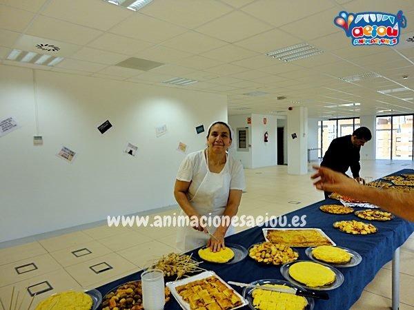 Catering para fiestas infantiles en Murcia