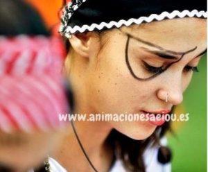 Animaciones infantiles en Murcia